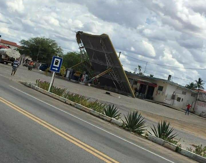 Posto de Combustíveis em Nova Fátima