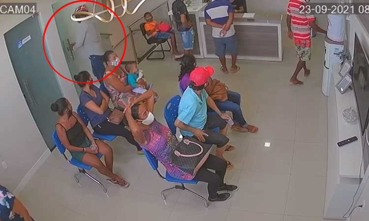 Médico é morto a tiros dentro de clínica na cidade de Barra; assista - Portal Serrolândia