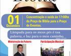 Desfile alusivo ao Dia da Bíblia em Serrolândia