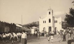 Igreja Matriz em Serrolândia/Ba