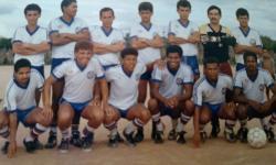Fotos da história do Futebol em Serrolândia