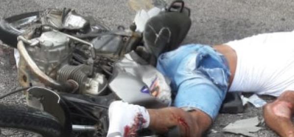 Grave acidente com vítima fatal próximo a Serrolândia