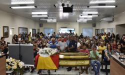 Serrolândia se despede de Missa em Sessão Póstuma na Câmara de Vereadores