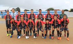 Seleção de Serrolândia perde para Várzea da Roça pela Copa Jacuípe Sub-15