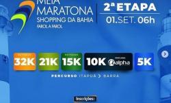 Rede Alpha Fitness assina percurso na 2ª Etapa da Meia Maratona Farol a Farol