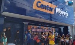 Center Móveis e Eletros inaugura sua 2ª loja em Feira de Santana na Getúlio!