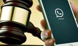 Exclusão de grupo no WhatsApp vai parar na Justiça