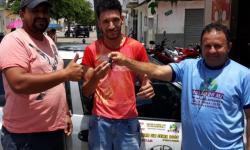Ganhador do Celta do Bolão dos amigos Ney e Mi