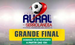 Grande final da Copa Rural de Serrolândia é neste domingo 10/11