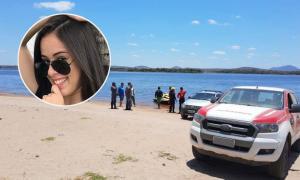 Marinha fará buscas para localizar corpo da jacobinense Vitória Nascimento