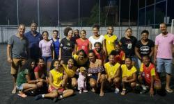 Seleção Feminina de Serrolândia estreia nesta sexta-feira pela Copa Jacuípe