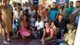 Secretaria de Assistência Social realiza confraternização do CONVIVER de Tapiranga