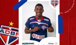 Serrolandense é apresentado pelo Bahia de Feira como elenco 2020