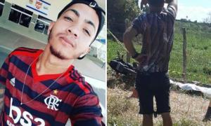 Jovem morre em acidente com moto no município de Piritiba