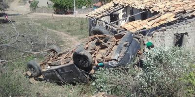 Uma pessoa morre em acidente no município de Umburanas