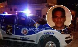 Homem é morto a tiros após ser confundido em Jacobina