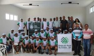Programa Agro Nordeste é iniciado em Serrolândia
