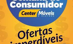 Semana do Consumidor das lojas Center Móveis e Eletros em Serrolândia
