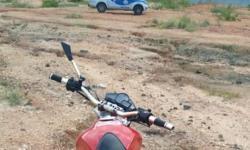 Policia recupera moto roubada em Saúde