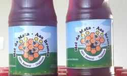 A chácara Asa Branca em Serrolândia dispõe de mel de abelha 100% natural