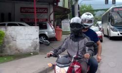 Em tempo de COVID-19, Cidadão questiona sobre uso de capacete compartilhado pelos mototaxistas em Serrolândia