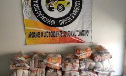 Grupo de Som Automotivo de Serrolândia e região faz campanha para arrecadar alimentos! Saiba como ajudar