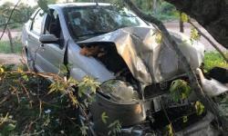 Vice-prefeito de São José do Jacuípe e esposa ficam feridos em acidente na BA-413