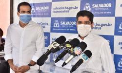 População terá que usar máscaras no carro, no trabalho e no transporte público