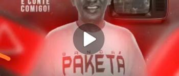 LIVE da Banda Paketá próximo domingo dia 17