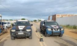 Guardas Municipais de Uauá e Quixabeira recebem doação de veículos da Polícia Rodoviária Federal