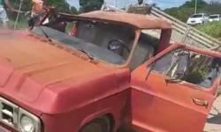 Acidente é registrado na manhã desta Sexta-feira em Serrolândia-BA