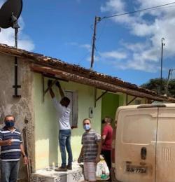 Programa CONECTÔ chega nas comunidades de Boa Vista e Varzeolandia em Serrolândia
