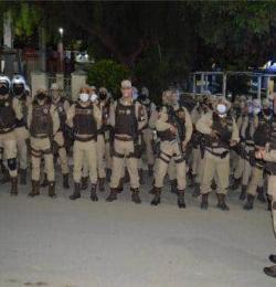 Operação Dois Irmãos em conjunto das 91ª e 24ª CIPM é realizada em Capim Grosso