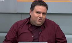 Morre Rodrigo Rodrigues, apresentador do SporTV, vítima de complicações da Covid