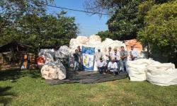 Projeto recolhe 200 toneladas de embalagens vazias de defensivos e distribui mudas a agricultores