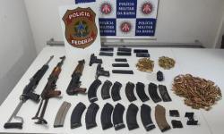 Quatro suspeitos são mortos em confronto com a polícia enquanto se preparavam para assaltar banco no sul da BA