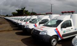 Rui entrega 74 novas ambulâncias para reforçar rede de saúde do interior