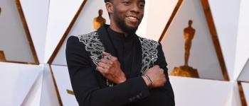 Chadwick Boseman, astro de 'Pantera Negra', morre aos 43 anos