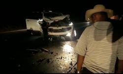 Grave acidente próximo a Gavião deixa ao menos uma vítima fatal