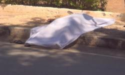 Após ser esfaqueada, mulher é morta a tiros em frente a hospital em Irecê