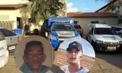 Dois jovens de Caatinga do Moura morreram de acidente entre carro e moto na BR 324 em Jacobina