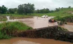 Empresário morre após carro de trilha virar em rio na Bahia