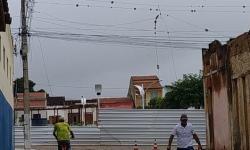 Fios de Energia caídos preocupam moradores de Serrolândia
