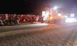 Homem morre atropelado por caminhão na BR 324 em Jacobina