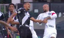 Felipe Melo será denunciado por agressão por dar chave de braço em jogador