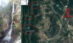 Vende-se lotes em tarefas próximo das famosas cachoeiras de Itaitu
