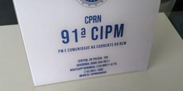 Polícia Militar prende homem com drogas em Serrolândia