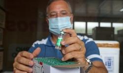 Bahia recebe lote com 119.500 doses da vacina de Oxford