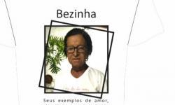 Família convida para missa de 7º dia de Dona Bezinha