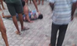Jovem é assassinado a tiros no Mutirão Novo em Jacobina; Criança é atingida por bala perdida